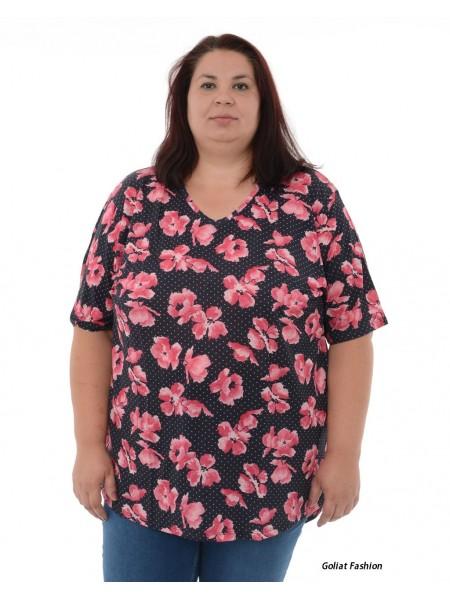 Tricou dama marime mare tricou19gfd