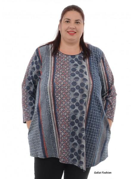 Bluza dama marime mare bluzaml15dgf