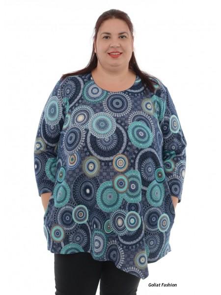 Bluza dama marime mare bluzaml16dgf