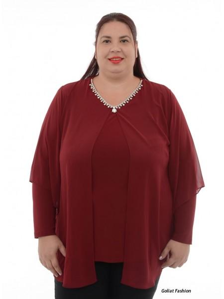 Bluza dama marime mare bluzaml1dgf
