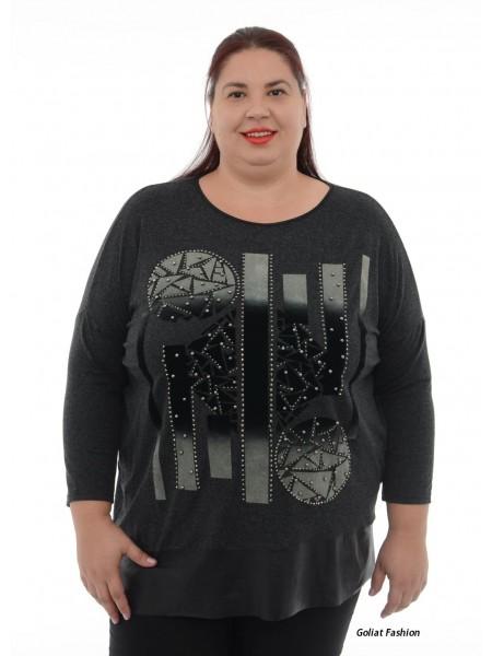 Bluza dama marime mare bluzaml4dgf