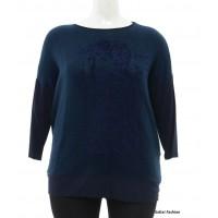 Bluza dama marime mare bluzaml41dgf