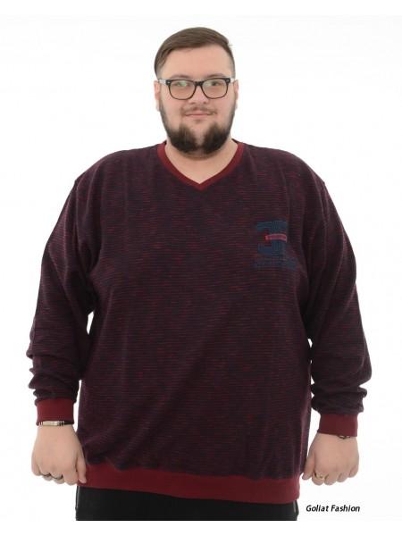 Bluza barbati marime mare  bluza33bgf