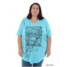 Bluza dama marime mare bluzams90gfd