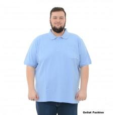 Tricou barbati marime mare tricouguler2b
