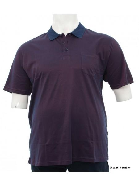 Tricou barbati marime mare tricouguler6bn