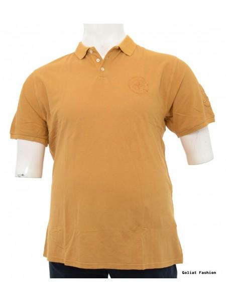 Tricou barbati marime mare tricouguler6bs