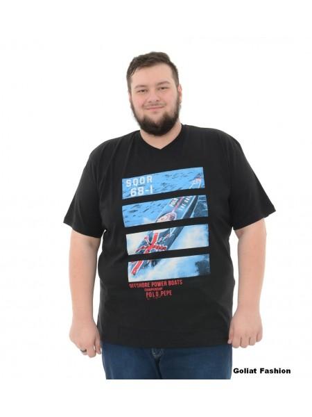 Tricou barbati marime mare tricou204gfb