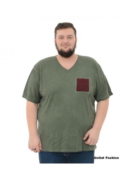 Tricou barbati marime mare tricou23gfb