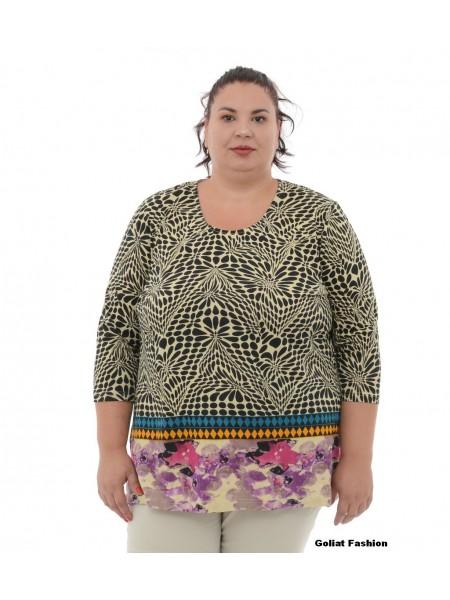 Bluza dama marime mare bluzams95gfd