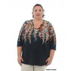Bluza dama marime mare bluzams97gfd