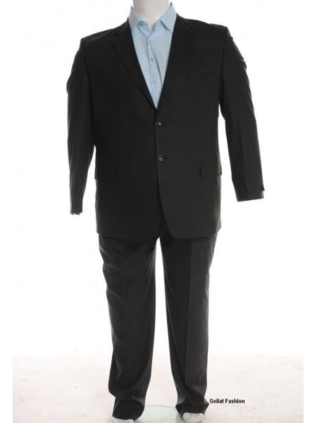 Costum barbati antrasit CLS4