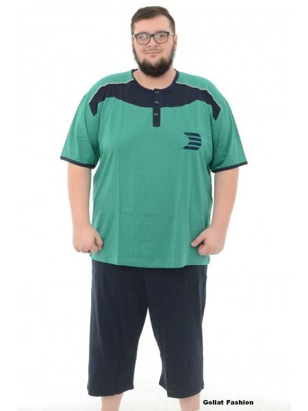 Pijama barbati marime mare pijama9b