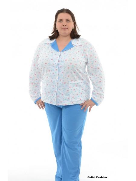 Pijama dama marime mare pijama4d