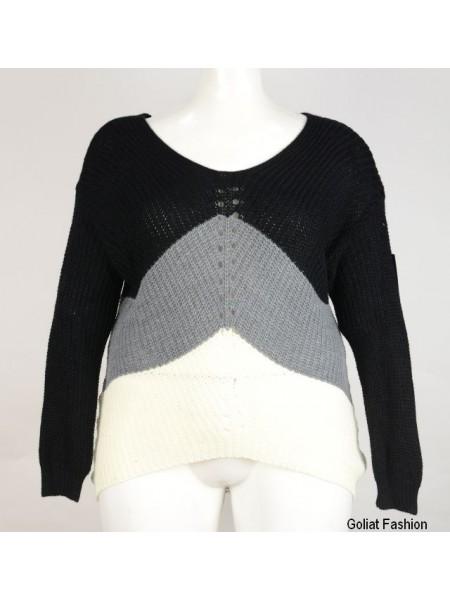 Pulover dama marime mare pulover36d