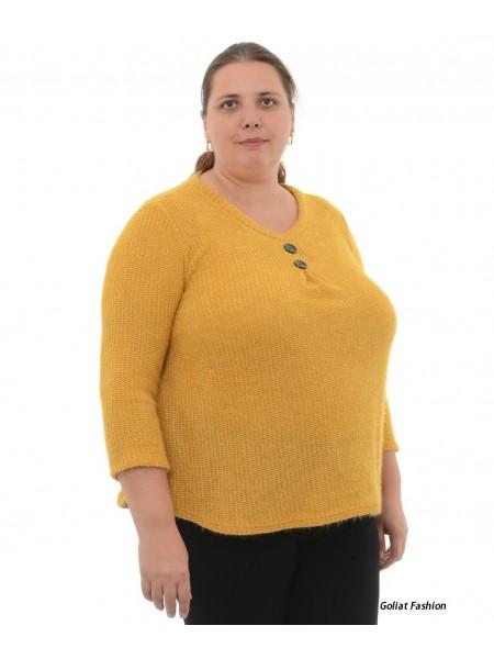 Pulover dama marime mare pulover6gfd
