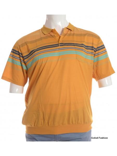 Tricou barbati marime mare tricougf101b