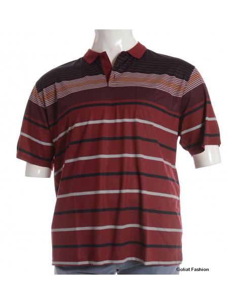 Tricou barbati marime mare tricougf111b