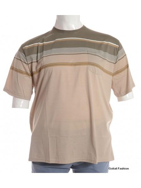 Tricou barbati marime mare tricougf212b